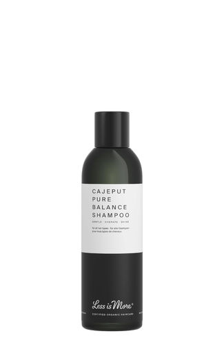 LESS IS MORE CAJEPUT PURE BALANCE - TASAPAINOTTAVA SHAMPOO 200 ML